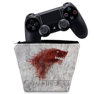 Capa PS4 Controle Case - Game Of Thrones #A