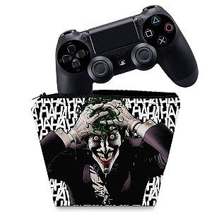 Capa PS4 Controle Case - Joker Coringa Batman