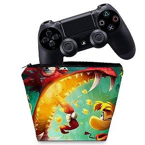 Capa PS4 Controle Case - Rayman Legends
