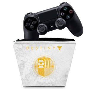 Capa PS4 Controle Case - Limited Edition Destiny