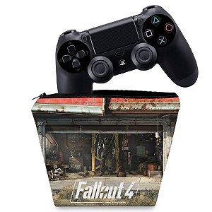 Capa PS4 Controle Case - Fallout 4
