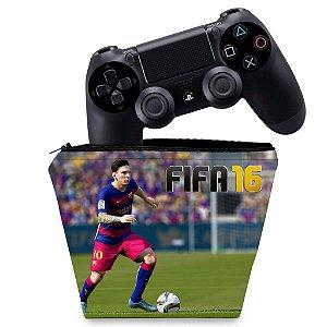 Capa PS4 Controle Case - Fifa 16