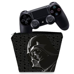 Capa PS4 Controle Case - Star Wars Battlefront Especial Edition