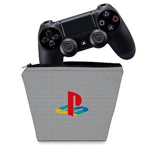 Capa PS4 Controle Case - Retrô Edition