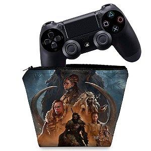 Capa PS4 Controle Case - Far Cry Primal