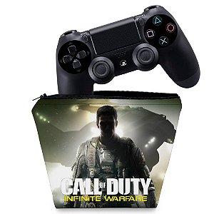 Capa PS4 Controle Case - Call Of Duty: Infinite Warfare