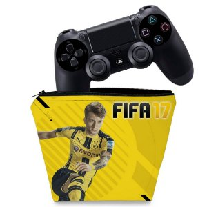 Capa PS4 Controle Case - Fifa 17