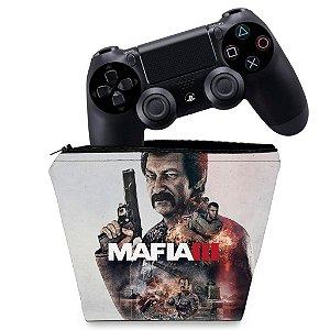 Capa PS4 Controle Case - Mafia 3