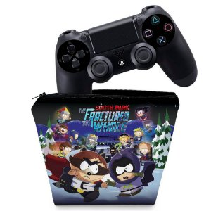 Capa PS4 Controle Case - South Park: The Fractured But Whole
