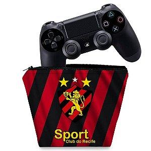 Capa PS4 Controle Case - Sport Club Do Recife