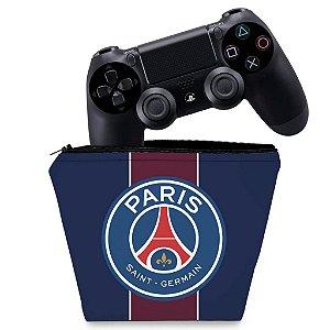 Capa PS4 Controle Case - Paris Saint Germain Neymar Jr Psg