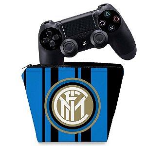 Capa PS4 Controle Case - Inter De Milao Fc