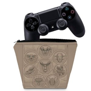 Capa PS4 Controle Case - Shadow Of The Colossus