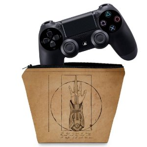 Capa PS4 Controle Case - Assassin'S Creed Vitruviano