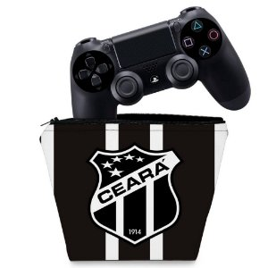 Capa PS4 Controle Case - Ceará Sporting Club