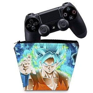 Capa PS4 Controle Case - Dragon Ball Super