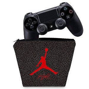 Capa PS4 Controle Case - Air Jordan Flight
