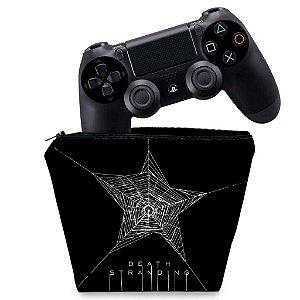 Capa PS4 Controle Case - Death Stranding Bundle