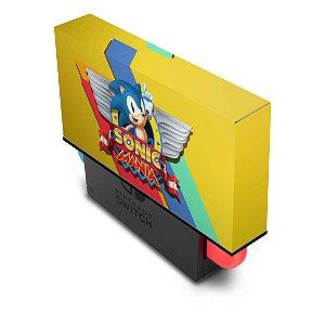 Nintendo Switch Capa Anti Poeira - Sonic Mania