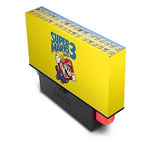 Nintendo Switch Capa Anti Poeira - Super Mario Bros 3