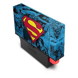 Nintendo Switch Capa Anti Poeira - Superman Comics