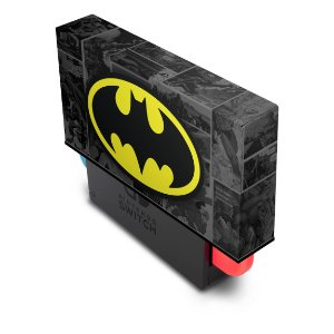 Nintendo Switch Capa Anti Poeira - Batman Comics