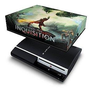 PS3 Fat Capa Anti Poeira - Dragon Age Inquisition