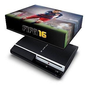 PS3 Fat Capa Anti Poeira - Fifa 16
