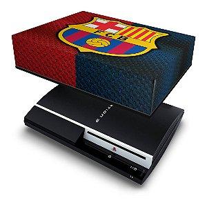 PS3 Fat Capa Anti Poeira - Barcelona