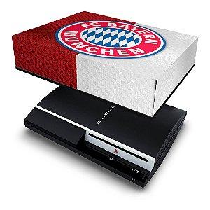 PS3 Fat Capa Anti Poeira - Bayern de Munique