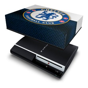 PS3 Fat Capa Anti Poeira - Chelsea