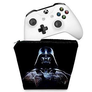Capa Xbox One Controle Case - Star Wars - Darth Vader