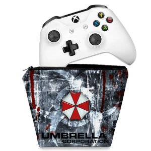 Capa Xbox One Controle Case - Resident Evil