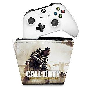Capa Xbox One Controle Case - Call of Duty Advanced Warfare
