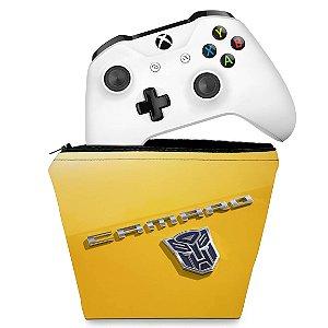 Capa Xbox One Controle Case - Camaro - Transformers