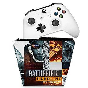 Capa Xbox One Controle Case - Battlefield Hardline