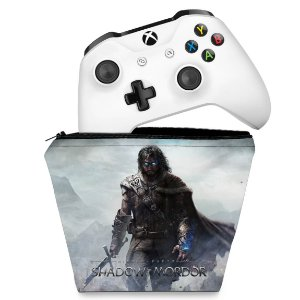 Capa Xbox One Controle Case - Middle Earth: Shadow of Mordor