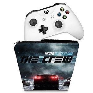 Capa Xbox One Controle Case - The Crew