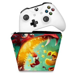 Capa Xbox One Controle Case - Rayman Legends