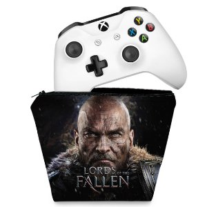 Capa Xbox One Controle Case - Lords of the Fallen