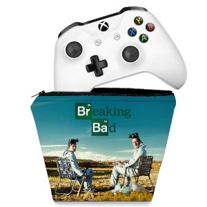 Capa Xbox One Controle Case - Breaking Bad