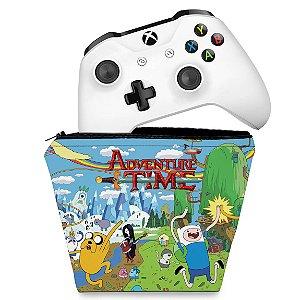 Capa Xbox One Controle Case - Hora de Aventura
