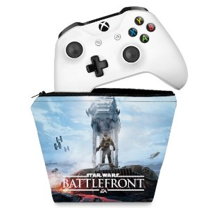 Capa Xbox One Controle Case - Star Wars - Battlefront