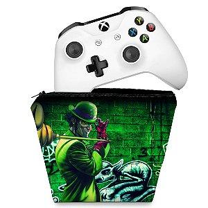 Capa Xbox One Controle Case - Charada Batman