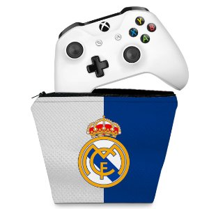 Capa Xbox One Controle Case - Real Madrid