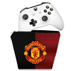 Capa Xbox One Controle Case - Manchester United