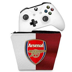 Capa Xbox One Controle Case - Arsenal Football Club