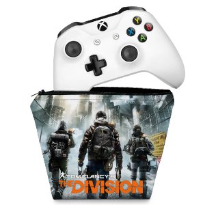 Capa Xbox One Controle Case - Tom Clancy's The Division