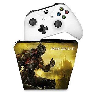 Capa Xbox One Controle Case - Dark Souls 3