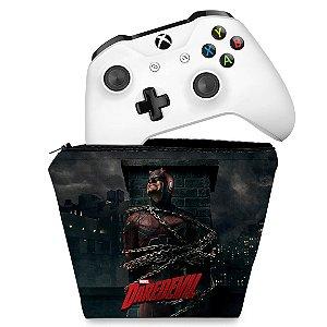 Capa Xbox One Controle Case - Daredevil Demolidor